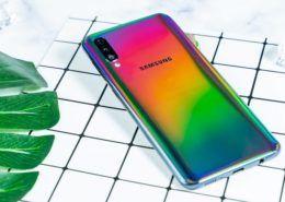 Galaxy A50 là smartphone bán chạy nhất Châu Âu năm 2019