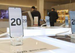 Galaxy S20 hỗ trợ xuất khẩu của Việt Nam trước đại dịch Covid-19