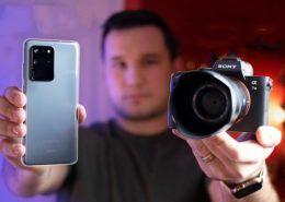 Galaxy S20 Ultra khiến tôi nghĩ mình không cần đến máy ảnh DSLR nữa