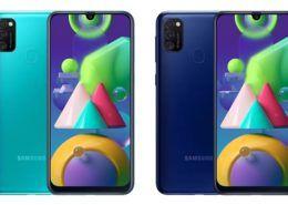 Samsung Galaxy M21 lộ ảnh render kèm cấu hình trước ngày ra mắt