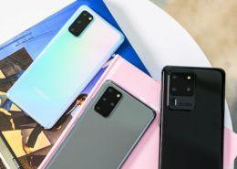 Samsung Galaxy S20 đang được trợ giá 2 triệu tại Việt Nam