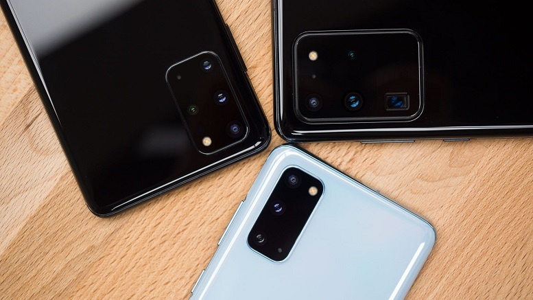 Galaxy S20 gặp phải lỗi camera selfie, ảnh chụp có thể bị mờ và không rõ nét