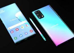 Samsung hé lộ một nâng cấp ấn tượng của Galaxy Note20 so với S20 Ultra