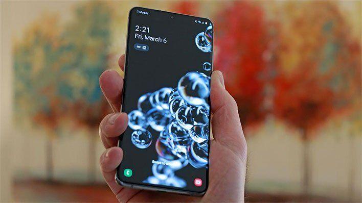 Cách đơn giản kích hoạt tốc độ màn hình 96Hz trên Galaxy S20 series
