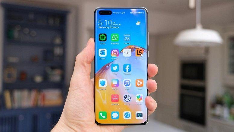 Huawei P40 Pro+ sử dụng màn hình độc quyền từ Samsung