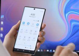 Người dùng Samsung đã có thể kéo thả tập tin giữa điện thoại và máy tính Windows 10