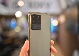 Người dùng than phiền Galaxy S20 Ultra bản Exynos 990 về camera, pin và chạy nóng