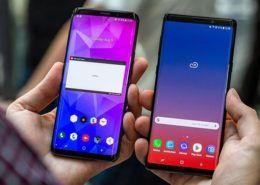 Samsung đang phát triển One UI 2.1 cho Galaxy S9 và Note9