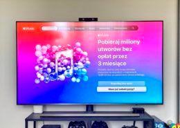 Samsung đưa ứng dụng Apple Music lên Smart TV