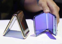 Samsung Electronics muốn tự làm màn hình gập, không mua của Samsung Display