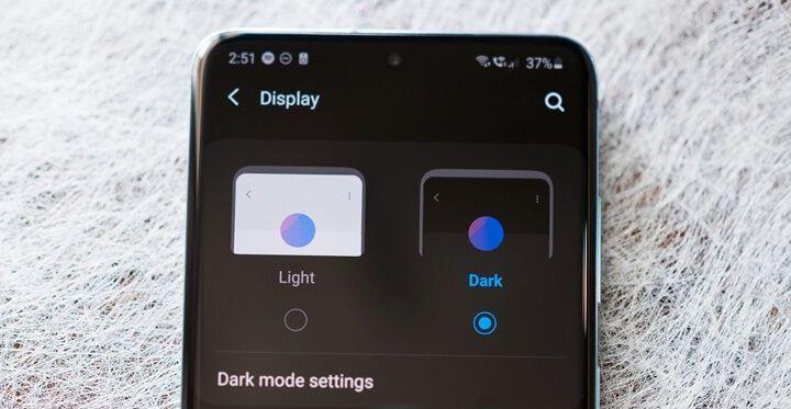 Cách kéo dài thời lượng pin cho Samsung Galaxy S20