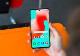 Galaxy A51 bắt đầu được cập nhật One UI 2.1 cùng bản vá bảo mật tháng 4/2020