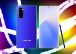 Galaxy Note20 và Note20+ sẽ có những màu mới nào hấp dẫn?