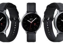 Galaxy Watch Active2 LTE lên kệ tại VN: nghe gọi độc lập, giá từ 8,49 triệu