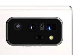 Rò rỉ thiết kế mặt trước và cụm camera sau của Galaxy Note20