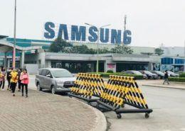 Samsung huỷ kế hoạch chuyển dây chuyền sản xuất smartphone sang Việt Nam
