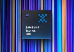 Samsung ra mắt chip Exynos 880 hỗ trợ 5G cho smartphone tầm trung