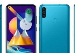 Samsung ra mắt Galaxy M11 tại VN: Màn Infinity-O, pin 5000mAh, giá 3,69 triệu, bán độc quyền tại Tiki