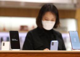 Sụt giảm doanh số, Samsung vẫn dẫn đầu thị trường smartphone toàn cầu