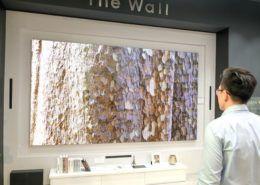 Cận cảnh TV The Wall 146-inch giá hơn 9 tỷ đồng tại Việt Nam
