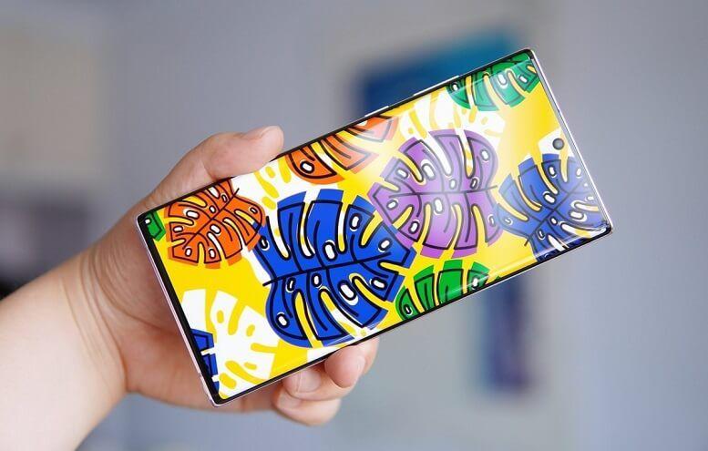 Đây là toàn bộ cấu hình của Galaxy Note20 Ultra