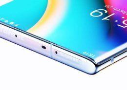 Galaxy Note20+ sẽ có màn hình cong, trong khi Note20 là màn hình phẳng