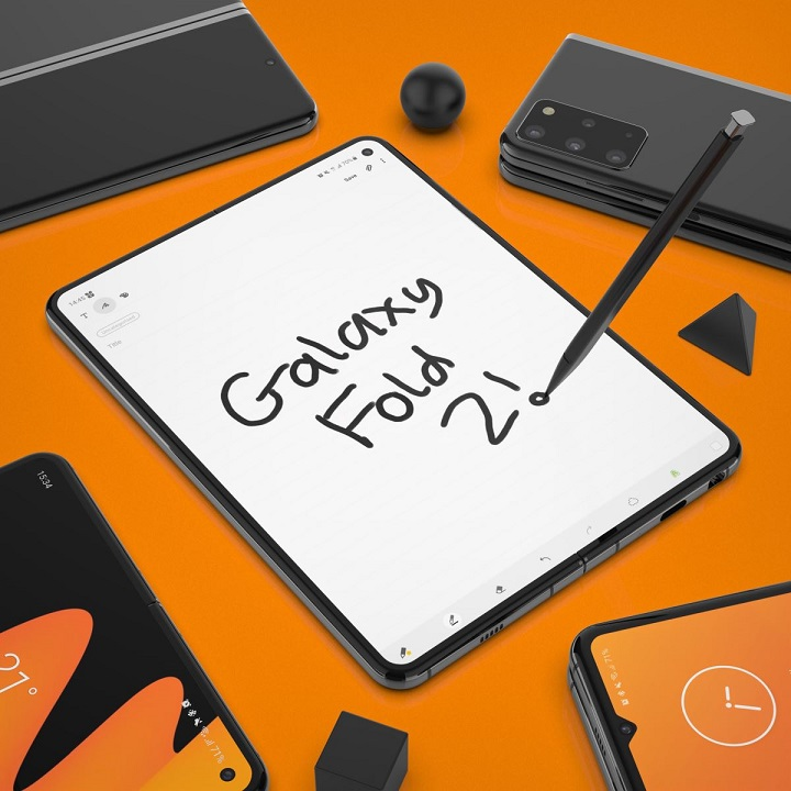 Galaxy Note20 và Fold 2 sẽ chính thức ra mắt vào ngày 5/8
