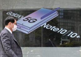 Giá bán trung bình của điện thoại Samsung cao nhất trong 6 năm qua
