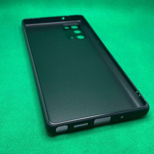 Ốp lưng Galaxy Note20+ tiếp tục lộ diện, xác nhận nhiều chi tiết thiết kế