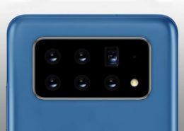 Samsung đang phát triển smartphone có tới 6 camera sau