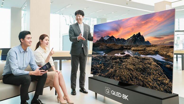 Samsung Display là hãng sản xuất màn hình doanh thu cao nhất thế giới