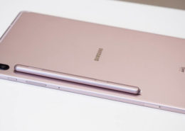 Những ảnh thực tế đầu tiên của Galaxy Tab S7+