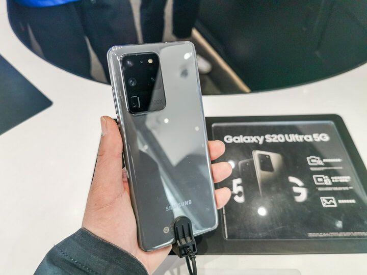 Lợi nhuận Samsung tăng mạnh trong Q2/2020
