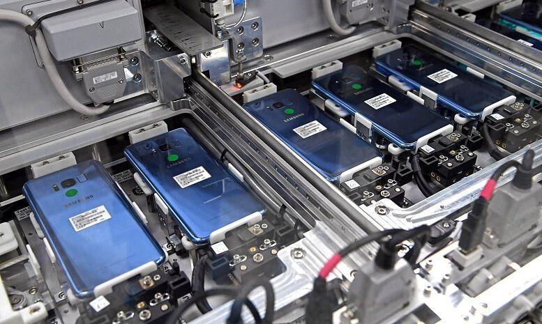 Samsung bị trộm linh kiện trị giá hơn 330.000 USD tại Ấn Độ