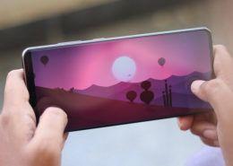 Samsung Display dẫn đầu thị trường màn hình OLED toàn cầu trong Q1/2020