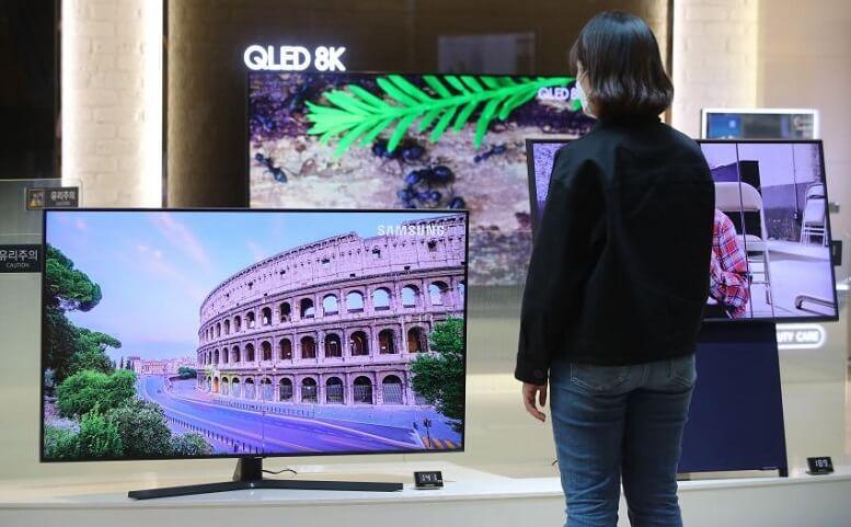 Samsung Electronics đàm phán để mua tấm màn hình từ LG Display