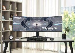 Samsung Việt Nam ra mắt màn hình cong Odyssey G7 và G9 dành cho game thủ