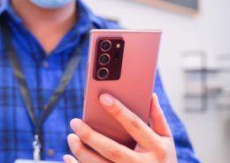 Bộ đôi Galaxy Note20 được sản xuất tại Việt Nam