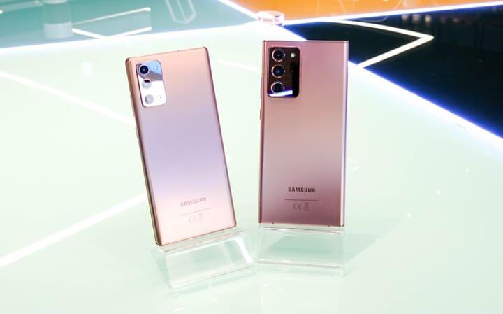 Chi tiết Galaxy Note20 Ultra: S-Pen nâng cấp, giá từ 30 triệu đồng