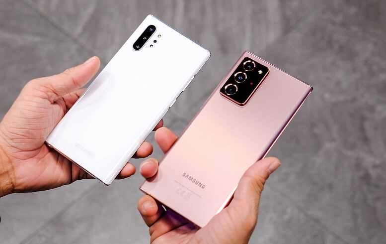 Có nên nâng cấp từ Galaxy Note10+ lên Galaxy Note20 Ultra?