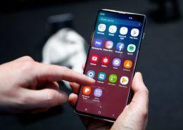 Điện thoại Samsung có thể tìm vị trí ngay cả khi không có mạng
