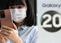 Galaxy Note20 bán ra tại Hàn Quốc vẫn dùng chip Qualcomm