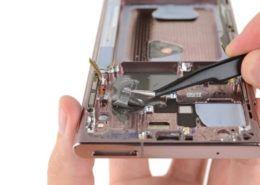 Galaxy Note20 được trang bị thiết kế tản nhiệt mới