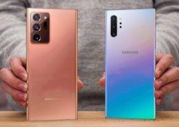 Galaxy Note20 sẽ có những khác biệt rất đáng nâng cấp so với Galaxy Note10