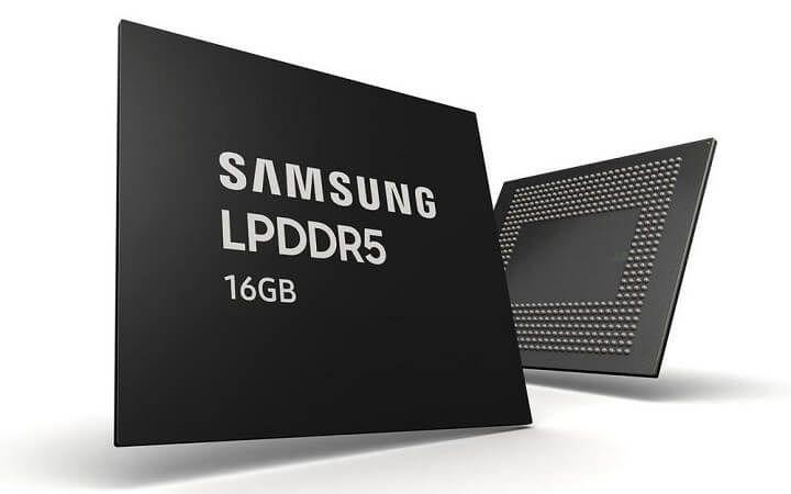 Galaxy S21 sẽ được trang bị RAM LPDDR5 16GB 10nm khủng nhất trong ngành công nghiệp smartphone