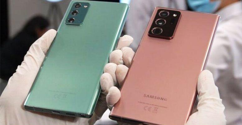Người Trung Quốc bất ngờ vì Việt Nam sản xuất Galaxy Note20