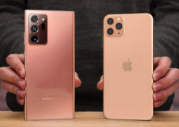 """""""Samsung đã đi trước một bước so với Apple, Huawei"""""""