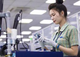 Samsung: Việt Nam là cứ điểm sản xuất quan trọng của hãng trên toàn cầu