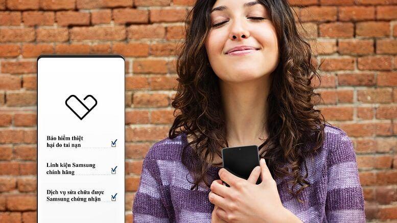Samsung ra mắt dịch vụ Bảo vệ Trọn gói cho thiết bị di động tại Việt Nam