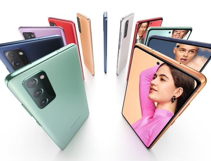 Galaxy S20 FE ra mắt: Exynos 990, màn hình 120Hz, pin 4500mAh, giá 16 triệu đồng tại VN